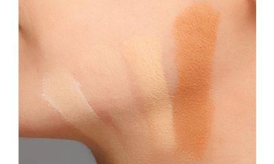 Pilihlah Foundation dengan Warna Satu Tingkat Lebih Terang dari Warna Leher