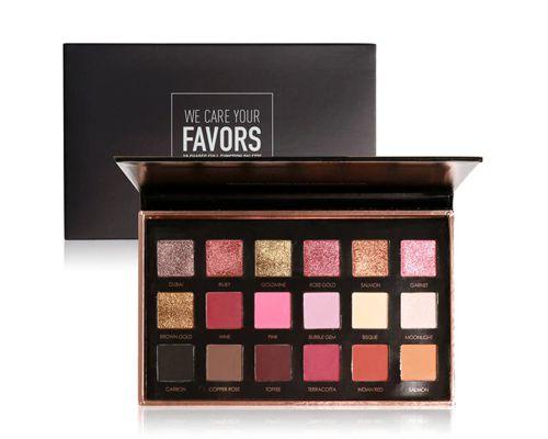 Focallure 18 Colors <em>Eyeshadow</em> Palette
