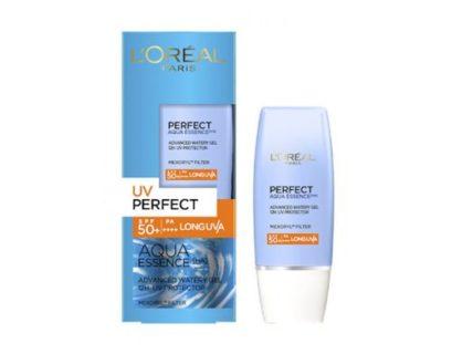 Loreal UV Perfect Aqua Essence SPF50 PA