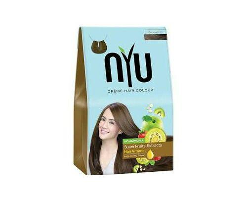 NYU Hair Colour