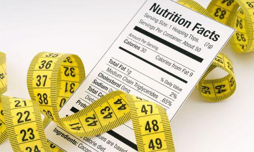 Perhatikan juga kebutuhan kalori harian