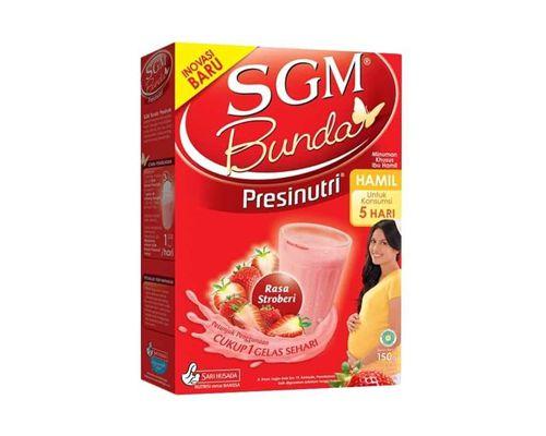 SGM Bunda Presinutri