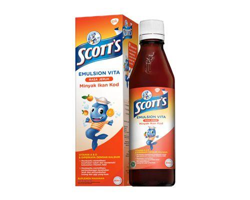 Scotts Emulsion Vita