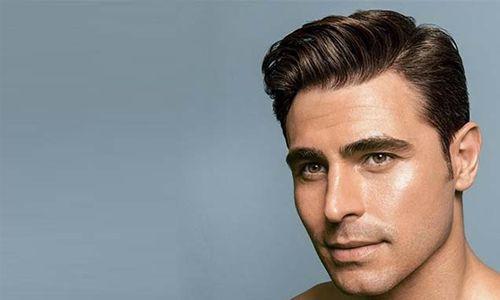 Sesuaikan dengan jenis rambut Anda