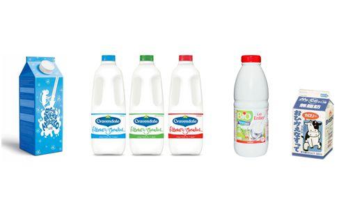 Sesuaikan kemasan susu dengan kebutuhan Anda