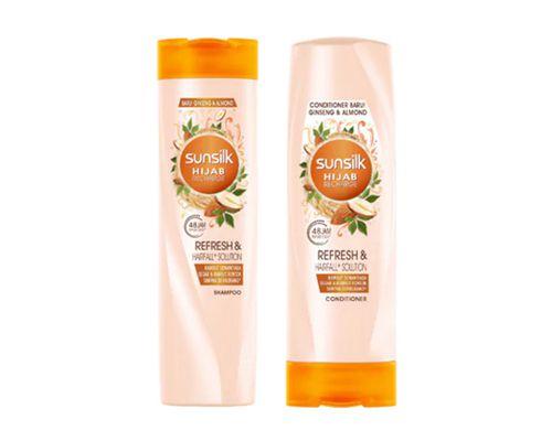 Sunsilk Hijab Recharge Refresh Hairfall Solution Shampoo