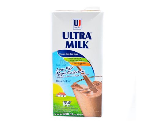 Ultra Milk Low Fat High Calcium 1