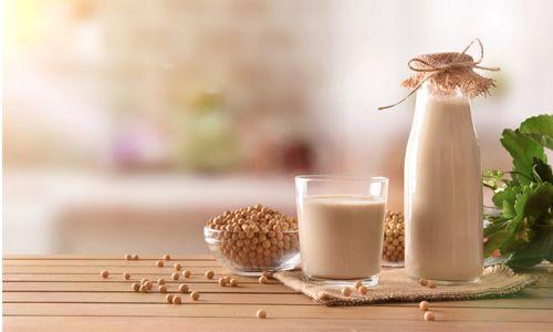 Upayakan memilih produk yang bukan dari susu kedelai