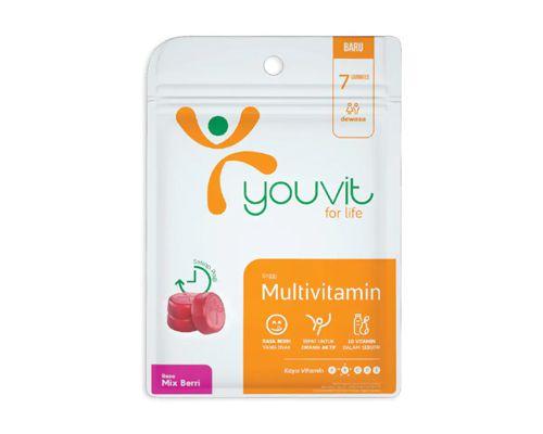 Youvit Gummy Multivitamin
