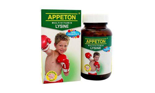 Appeton Lysine Multivitamin