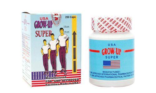 Grow Up Super USA