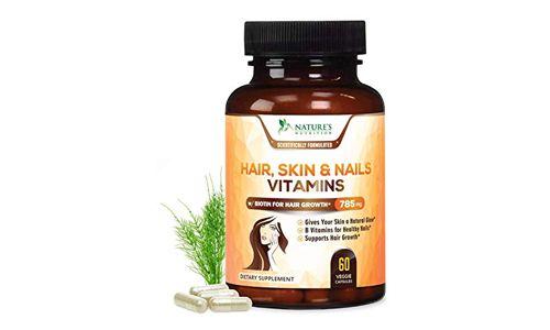 Untuk rambut kering dan mudah patah pilihlah yang diperkaya vitamin C