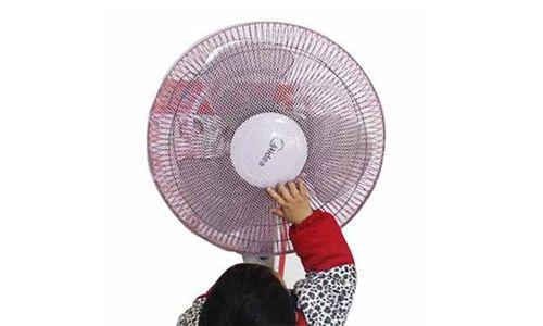 Bagi yang Punya Anak Kecil Hindari Kipas Angin Model Duduk