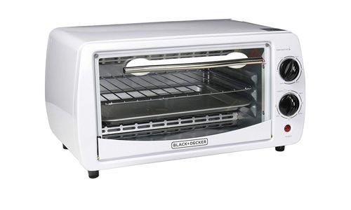 Black Decker Oven Toaster TRO1000 B1