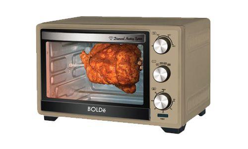Bolde Super Oven Listrik Diamond Series