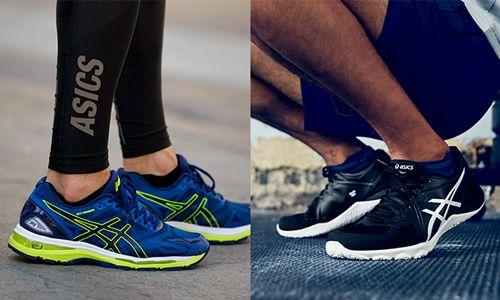 Pahami Dulu Bedanya Sepatu Running Training dan Casual