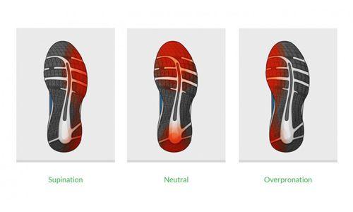 Perhatikan Bentuk Kaki yang Mempengaruhi Cara Berlari Anda