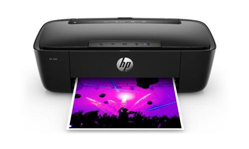 Photo Printer Cetak Hasil Foto Berkualitas Tinggi dari Memori Ponsel Anda
