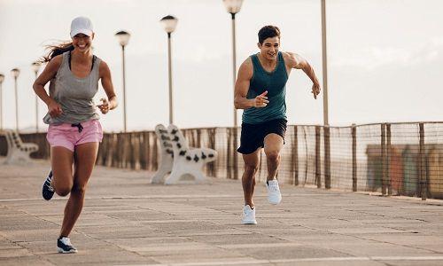 Pilihlah Sepatu yang Sesuai dengan Kemampuan Lari Anda