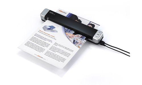 Portable Scanner Gandakan Dokumen Menjadi Soft File Kapanpun dan Dimanapun