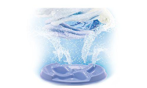 Pulsator Lumba lumba yang Menjadi Pusat Masuknya Putaran Air