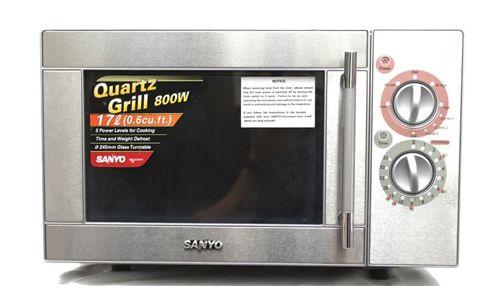 Sanyo EM G1073V Microwave Oven