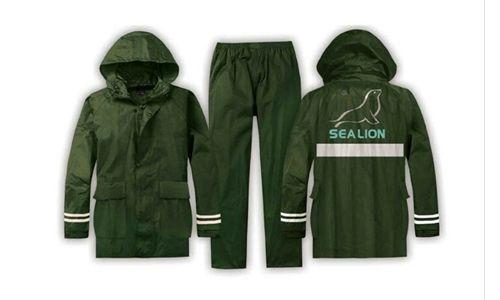 Sea Lion Jas Hujan B01