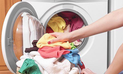 Sesuaikan Muatan Tabung Dengan Jumlah Pakaian yang Ingin Dicuci