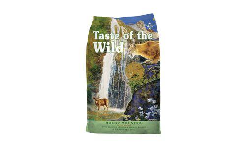 Taste Of The Wild Rocky Mountain Feline Venison Salmon