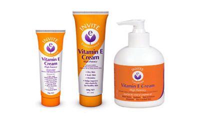 Vitamin E Menghambat Pertumbuhan Jaringan Parut