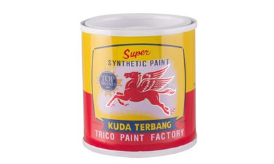 Cat Kuda Terbang Trico Paint Factory