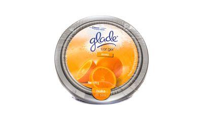Glade Car Gel Orange Parfum Mobil