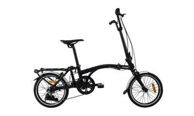 United Trifold 3S Sepeda Lipat 16 Inci