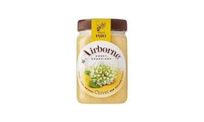 Airborne Creamed Clover Honey