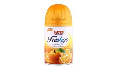 Dahlia Freshgo Fresh Citrus Refill Air Freshener Matic