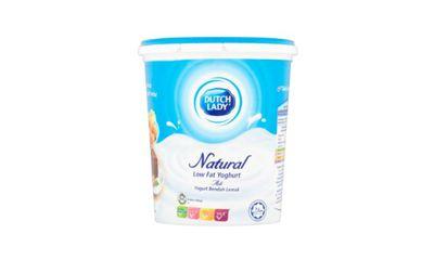 Dutch Lady Low Fat Yoghurt Natural
