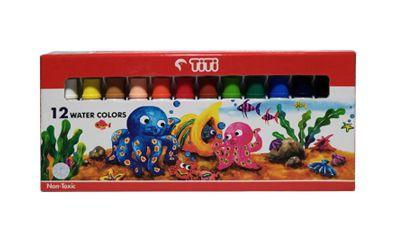 TITI 12 Water Colors