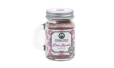 Utama Spice Salt Scrub Pink Rosella