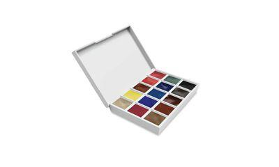 Watercolor Pan atau Pan Color