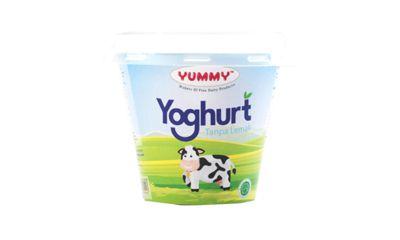 Yummy Skim Plain Yoghurt