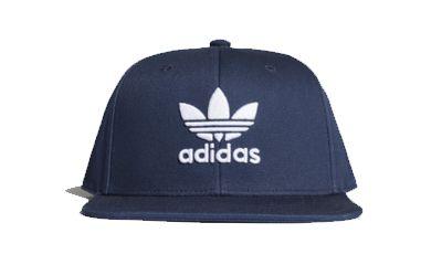 Adidas Snapback Trefoil Blue