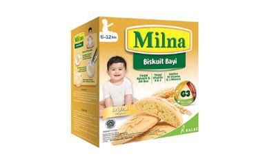 Milna Biskuit Bayi 6m