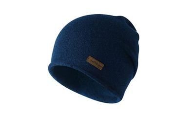 NatureHike NH17M020 Z Knitted Hat Wool Beanie Navy Blue