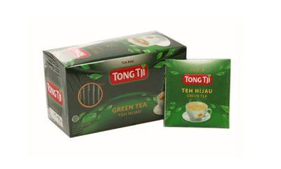 Tong Tji Green Tea Teh Hijau