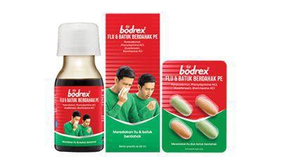 Bodrex Flu Batuk Berdahak PE Phenylephrine