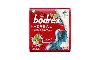 Bodrex Herbal Sakit Kepala