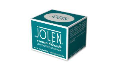 Jolen Creme Bleach Lightens Excess Dark Hair
