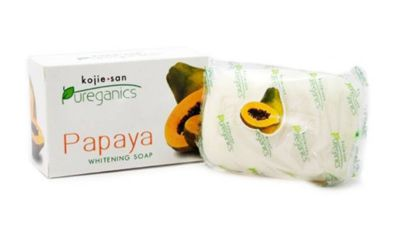 Kojie San Pureganics Papaya Whitening Soap