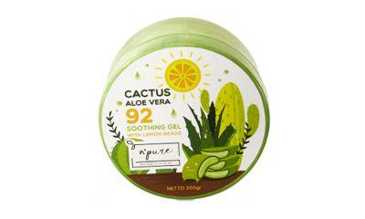 NPURE Cactus Aloe Vera Soothing Gel