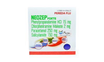 Neozep Forte Pereda Flu